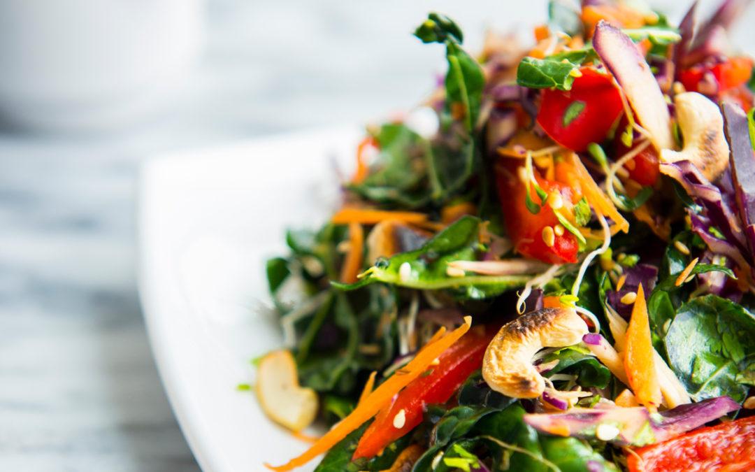 Antioxidant Rich Asian Sensation Slaw