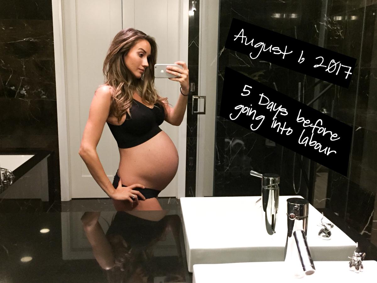 Baby Ben's Birth Story