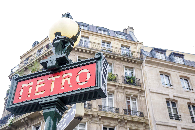 Parent's Trip to Paris