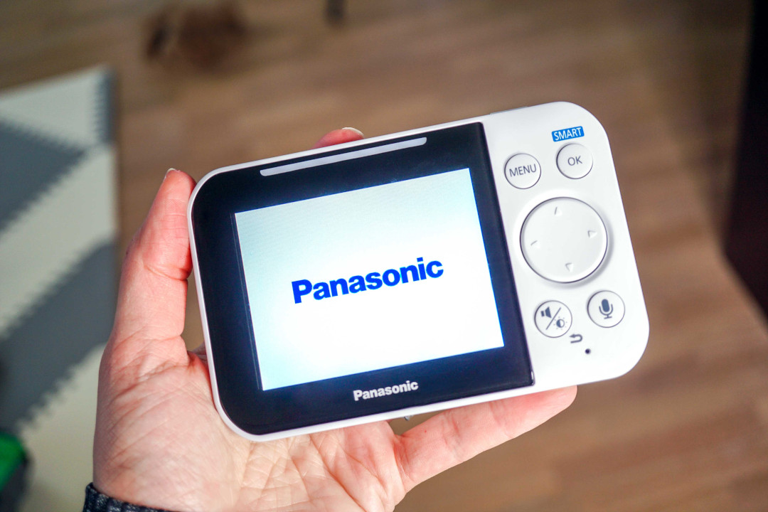 Preparing for Sleep Training with Panasonic