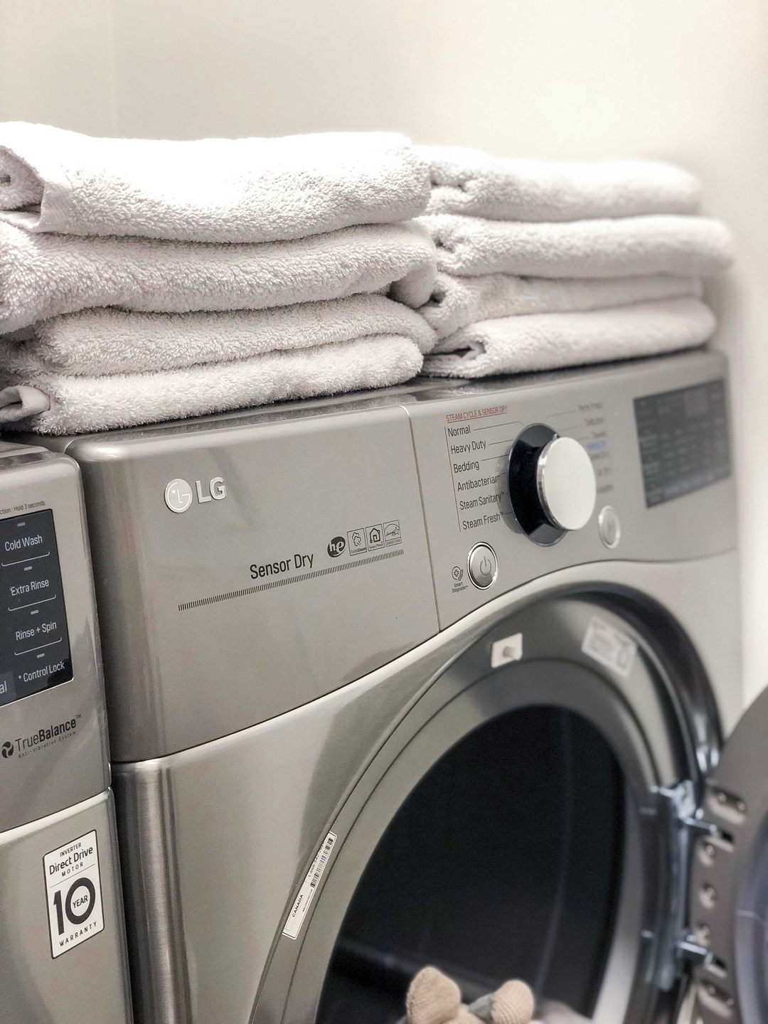 Laundry Time Saving Tips for Families