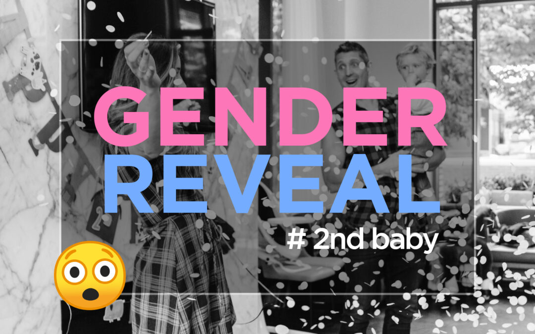 BABY GENDER REVEAL… SURPRISE! | Gender reveal ideas